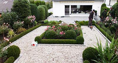 Galabau-Knof Hausgartenbau und Gestaltung von Außenanlagen- Wege
