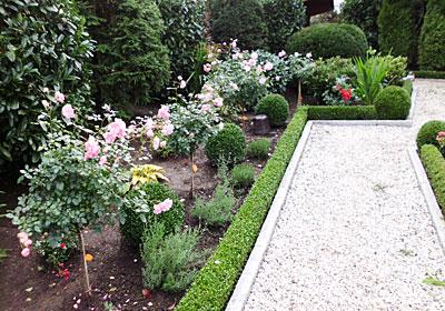Galabau-Knof Hausgartenbau und Gestaltung von Außenanlagen - Wege