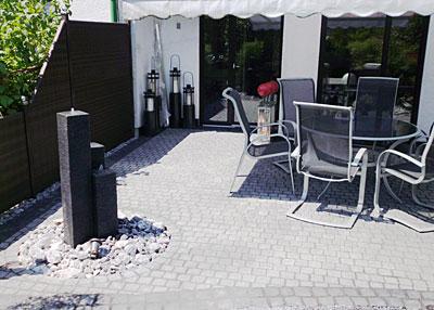 Galabau-Knof Hausgartenbau und Gestaltung von Außenanlagen
