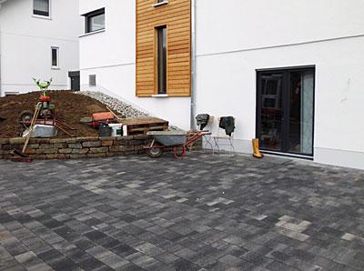 Galabau-Knof Hausgartenbau und Gestaltung von Außenanlagen- Eingangsbereiche