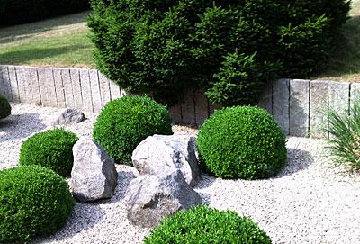 Galabau-Knof Hausgartenbau und Gestaltung von Außenanlagen - Japanischer Garten